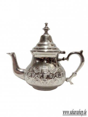 Orientalische Teekanne Marokkanische TeeKanne Arabische Kanne Barradi 750ml Kunstwerk aus Marokko http://www.amazon.de/dp/B00EPPRWAW/ref=cm_sw_r_pi_dp_9Z8vvb0GHGKA6