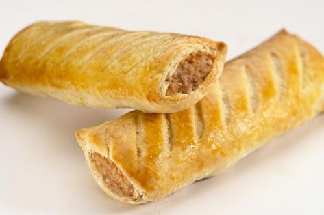 Marching Into Battle On A Sausage Roll From Greggs Sausage Rolls Cafe Food English Food