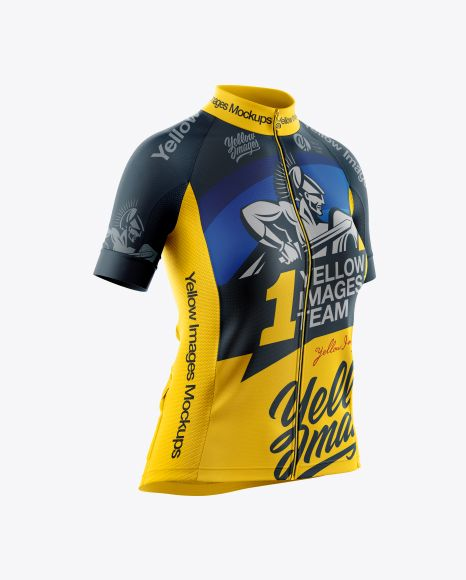 Download Women S Full Zip Cycling Jersey Mockup Half Side View In Apparel Mockups On Yellow Images Object Mockups In 2020 Design Mockup Free Clothing Mockup Shirt Mockup