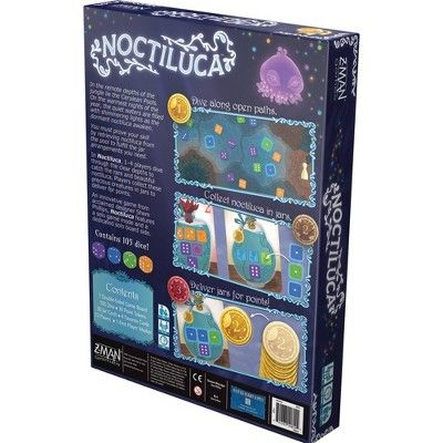 Z Man Games Noctiluca Board Games Fun Card Games Cards Against