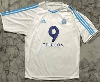 Rare 20032004 adidas Olimpique Marseille jerseyshirt