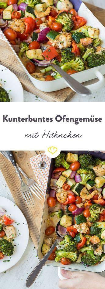 Knusprige Kichererbsen-Tomaten-Salat Rezept mit Cumin und Petersilie