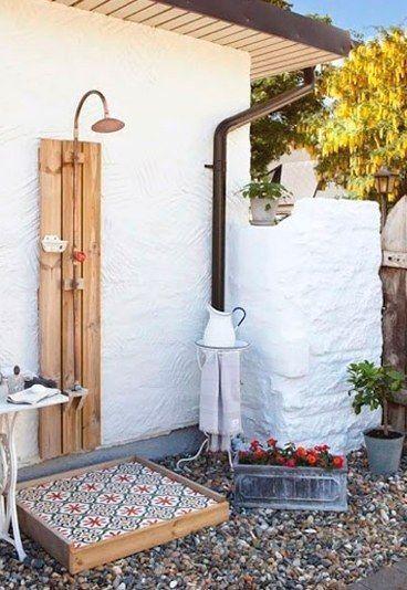 48 Fresh Outdoor Shower Ideas Outdoor Bathroom Design Outdoor Shower Outdoor Bathrooms