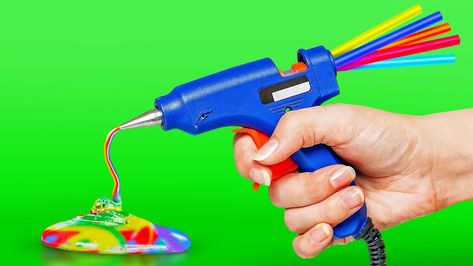 GLUE GUN IDEAS YOU SHOULD TRY TO MAKE Check out a collection of incredible things you can make with a hot glue gun. You will be surprised how useful a hot glue gun could be!