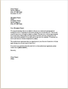 Download confirmation of second interview letter at httpwww confirmation of second interview letter download at httptemplateinn pronofoot35fo Gallery