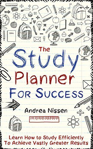 The Study Planner For Success Learn How to Study Efficiently To - study timetable