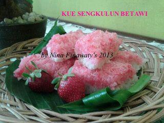 Ncc Jajan Tradisional Indonesia Week 03 12 13 Kue Mangkuk Makanan Kue Mangkok