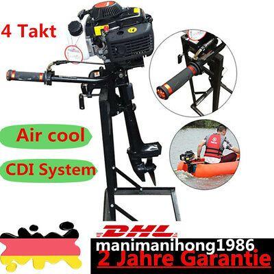 Advertisement Ebay 4 Stroke Outboard Motor 52cc 4hp Boat Engine