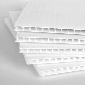 Coroplast White Prisco Plastic Sheets Corrugated Plastic Sheets Corrugated Plastic