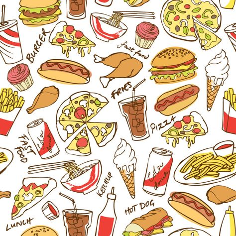 pinterestjunk food