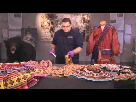 Seminole Patchwork at the Seminole Ah-Tah-Thi-Ki Museum.