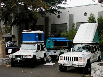AutoHome Maggiolina And Columbus Roof Top Tents | Jeep XJ Camping  Modifications | Pinterest | Roof Top Tent, Roof Top And Jeeps