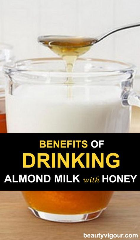 Benefits Of Drinking Almond Milk With Honey Coconut Health Benefits Milk And Honey Tomato Nutrition