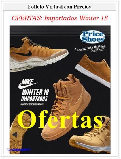 Folleto Virtual Ofertas Priceshoes 2021 Ofertas Catalogo Price Shoes Nike