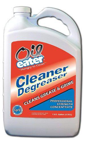 Oil Eater Original 1 Gallon Cleaner Degreaser Degreasers Concrete Cleaner Best Concrete Cleaner