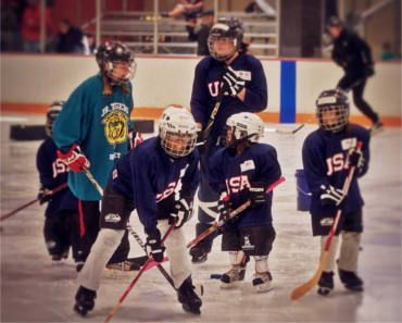 Free Try Hockey For Free Day For Kids Http Www Freestuff20 Com Youth Hockey Hockey Free Kids