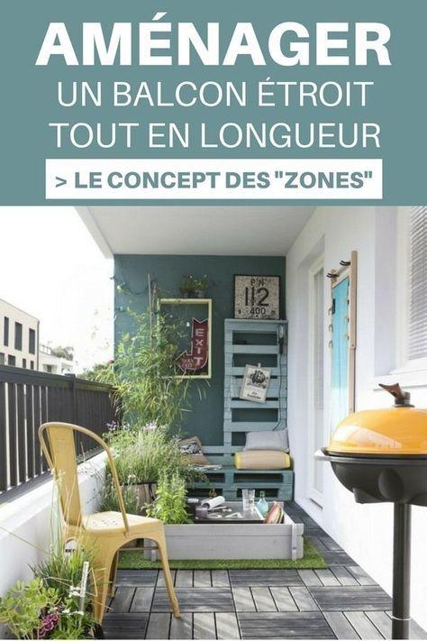 Petit Balcon 72 Idees Deco Amenagement Homelisty Comment