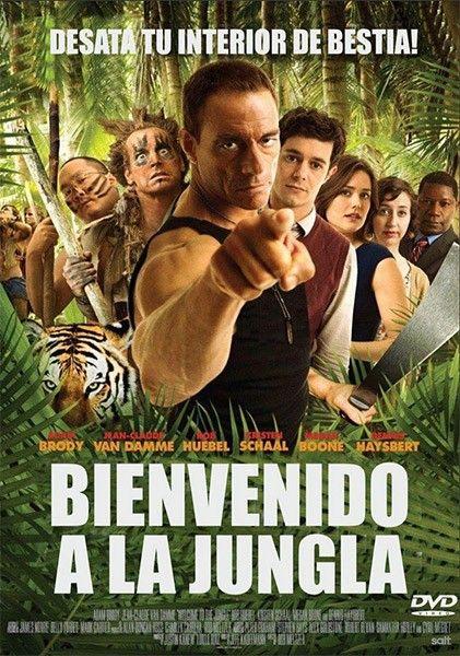 Bienvenido A La Jungla 2013 Bienvenido A La Jungla Películas De Aventuras Películas En Línea Gratis