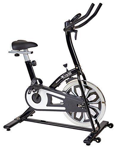 Body Xtreme Fitness Urban Exercise Bike Bonus Cooling Towel