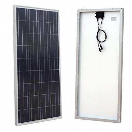 Eco Worthy 150 Watt Polycrystalline Photovoltaic Pv Solar Panel Module 12v Battery Charging Review Solarpanels S In 2020 Solar Panels Solar Pv Panel Best Solar Panels