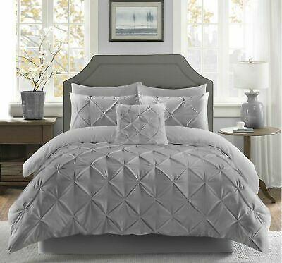 Silver Grey Egyptian Cotton Duvet Cover