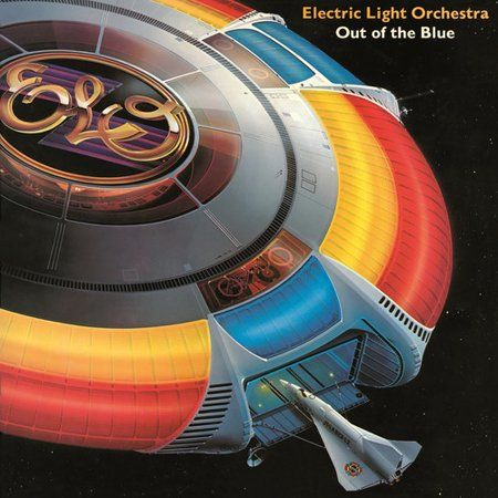 Elo Electric Light Orchestra Out Of The Blue Vinyl Walmart Com In 2021 Music Album Covers Greatest Album Covers Album Cover Art