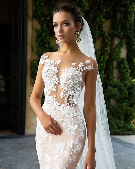 626dacc53c A 2017. év legdivatosabb esküvői ruhái - Bidista.com - A TippLista!