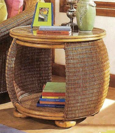The 93 Best Wicker End Tables Images On Pinterest | End Tables, Mesas And  Nesting Tables.