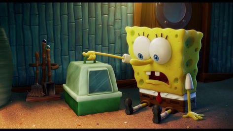 The SpongeBob Movie: Sponge on the Run   Gary Where Are You Clip