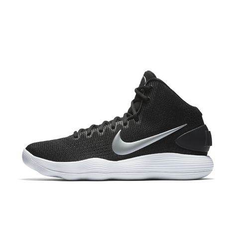 timeless design d3370 6c190 Nike Hyperdunk 2017 (Team) Basketball Shoe Size 12.5 (Black)