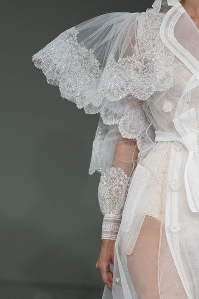 Alexis Mabille at Couture Spring 2020