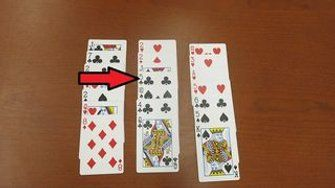 Easy Magic Trick With 21 Cards For Beginners Easy Magic Magic Card Tricks Card Tricks