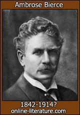 Top quotes by Ambrose Bierce-https://s-media-cache-ak0.pinimg.com/474x/79/62/33/79623327d69a418fe66e89194a0b816c.jpg