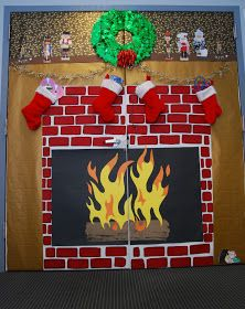 Paige Seven: Holiday Door Decorating Contest | Door/Wall Decoration School  | Pinterest | Doors, Holidays And Christmas Decor
