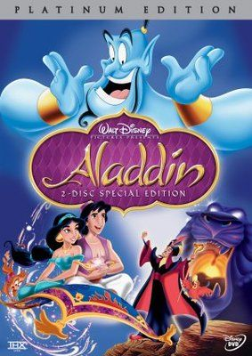 Aladdin 1992 Poster   Aladdin (1992) in 2019   Classic