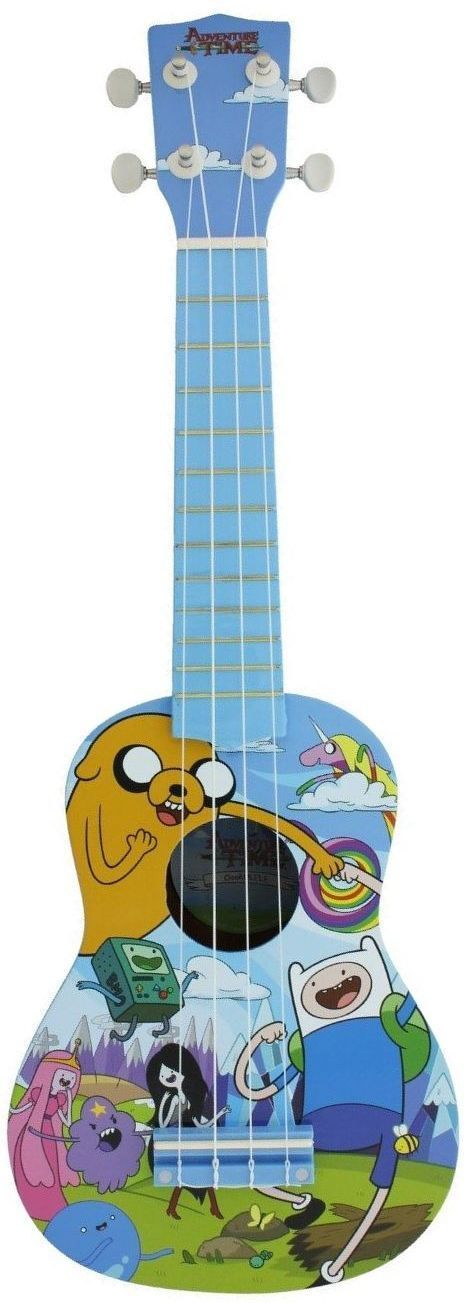 100 best ukulele 3 images on pinterest guitars musical adventure time oookulelei nearly bought one today though i have no idea what the show is about lardys ukulele of the day 2017 fandeluxe Image collections