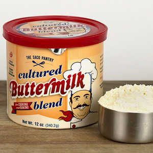 Get Yourself Powdered Buttermilk Asap Powdered Buttermilk Buttermilk Recipes Dry Buttermilk