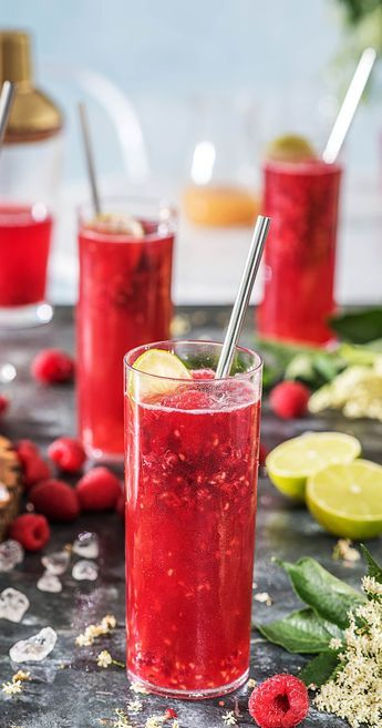 Super Erfrischend Diesen Mocktail Musst Du Kennen Hellofresh Blog Receita Receitas Sem álcool The Fresh