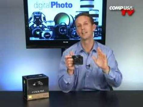 Nikon COOLPIX P80 Digital Camera - YouTube