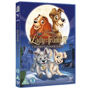 Lady And The Tramp 2 Scamp S Adventure Disney Movies By Year