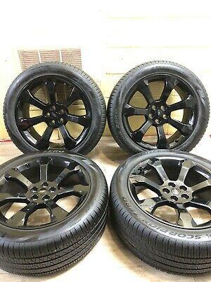 Advertisement Ebay 21 Ford Explorer St Black Wheels Rims Tires