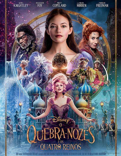 Disney apresenta O Quebra-Nozes e os Quatro Reinos - Feliz com Pouco