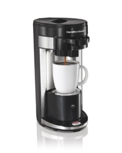 Single Serve Coffee Maker Ground Or Soft Pods Flexbrew Compatible
