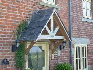 Image Result For Door Canopy Kits | Gabled Door Entry Canopy | Pinterest |  Door Canopy, Canopy And Doors