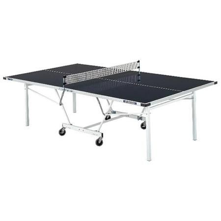 Stiga Quickplay Outdoor Table Tennis Table Sturdy Yet Lightweight Regulation Size Ping Pong Table Feat Outdoor Table Tennis Table Outdoor Tables Table Tennis