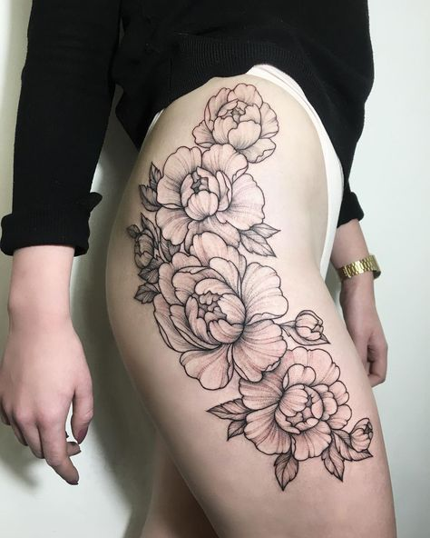 flowers #irainkers #tattoo #flowers...