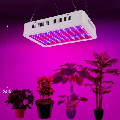1000w Led Grow Light Full Spectrum Indoor Hydroponic Veg Flower Plant Lamp Grow Lights For Plants Grow Light Bulbs Led Grow Lights