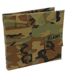 US Navy Uniformed Scrapbook of America 12x12 Keepsake Album 15 pages