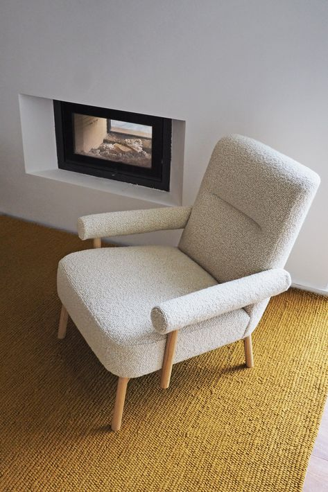 Colemore armchair by Matthew Hilton for SCP