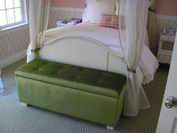 Elegant Green Velvet Storage #velvet #bench #bedroom #storage #blankets #linens # Green   A Home To Dream   Pinterest   Green Velvet, Bedroom Storage And  Bench
